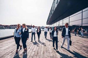 young professionals in denmark 2022